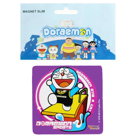 Offically Licensed- Slim Magnet of Doraemon