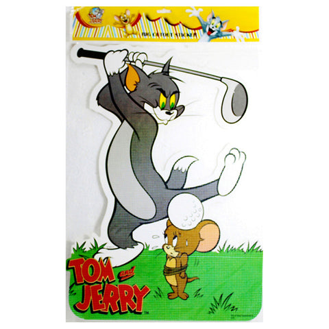 Big Cutout Sticker Of Tom & Jerry