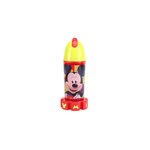 Disney Mickey Mouse Sipper 350 ml Water Bottle