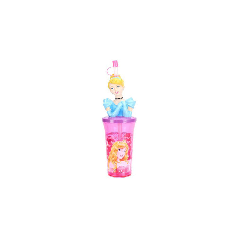 Disney Princess Sipper 400 ml Water Bottle