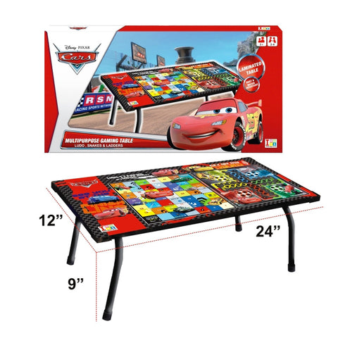 Cars Multipurpose Table