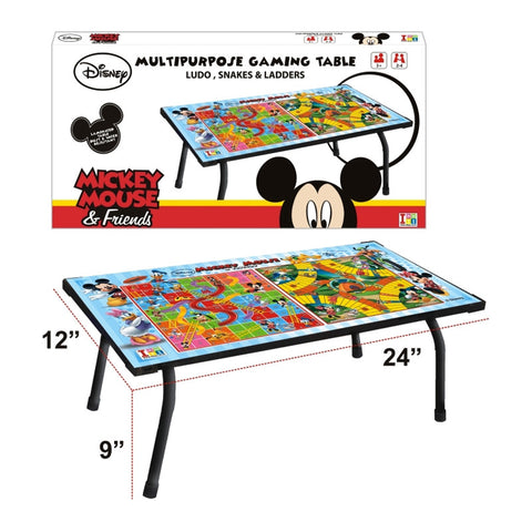 Mickey Mouse Multipurpose Table