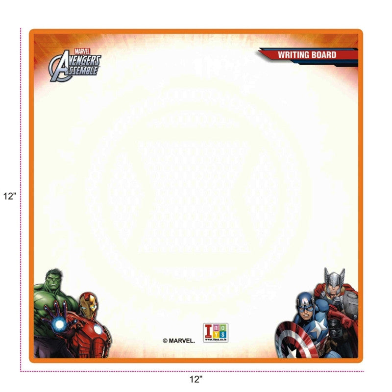 Avengers Writing Board and Slides & Ladders Game