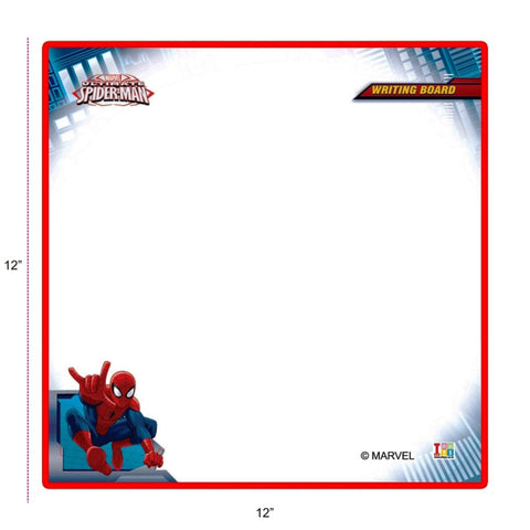 Spiderman Writing Board and Slides & Ladders Game