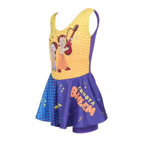 Chhota Bheem	 Doll Pattern FOR Girls