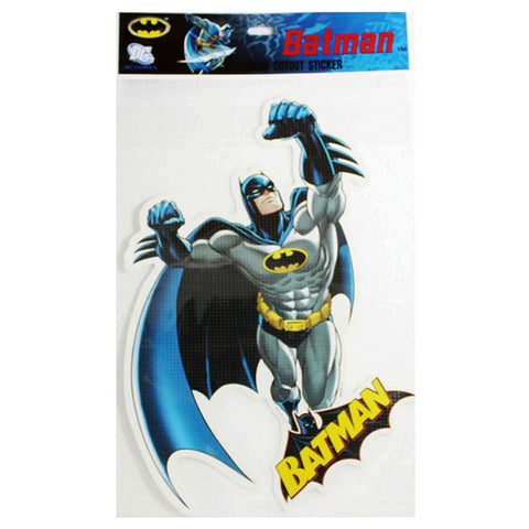 Medium Cutout Sticker Of Batman