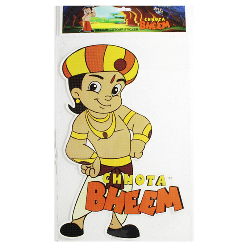 Medium Cutout Sticker Of Chhota bheem