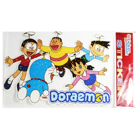 Medium Cutout Sticker Of Doraemon