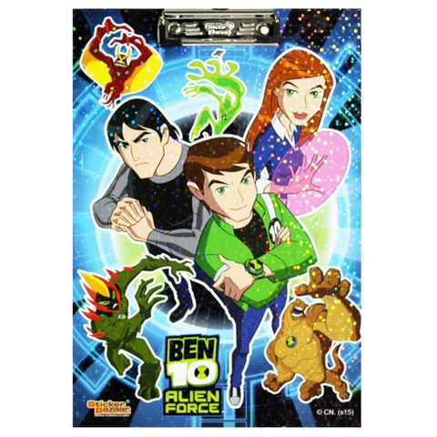 Offically Licensed- Exam Pad Eco Of BEN 10