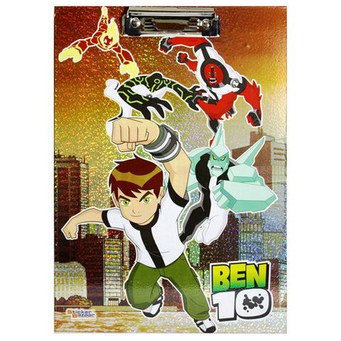 Offically Licensed- Exam Pad Regular Of BEN 10 Alien Force