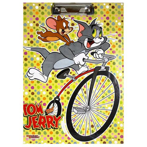Offically Licensed- Exam Pad Regular Of Tom & Jerry