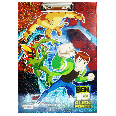 Offically Licensed- Exam Sparkle Pad Of BEN 10 Alien Force