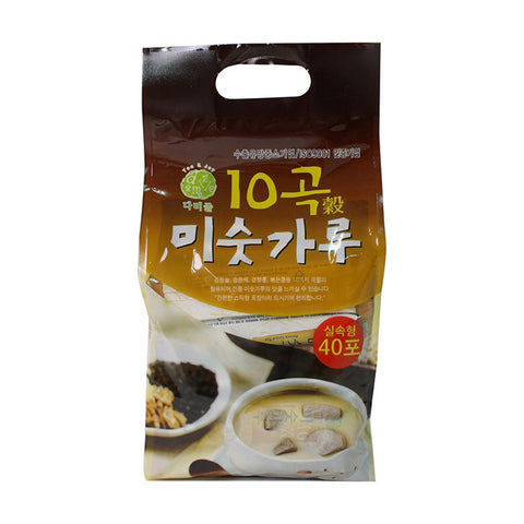 [Damizle] Ten Cereal Mix Powder Tea/다미즐 10곡 미숫가루 (40pcs/pk)