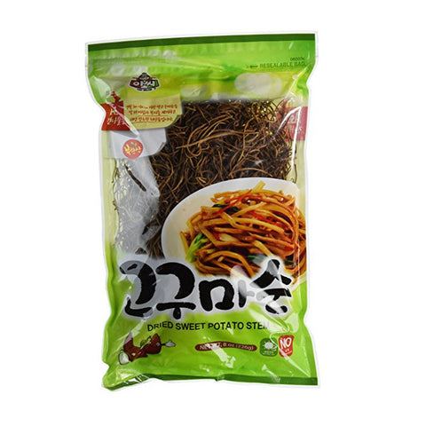 [Assi] Dried Sweet Potato Stem/아씨 고구마순 (8oz/226g)
