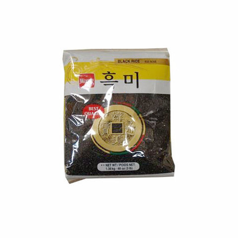 [WANG] Black Rice/ 흑미 (3LB)