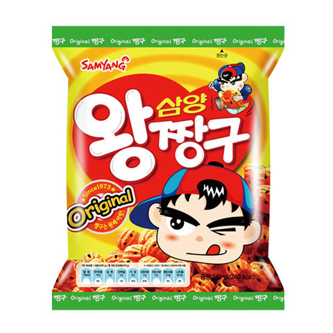 Samyang Wang Changgu/삼양 왕짱구 (275g)