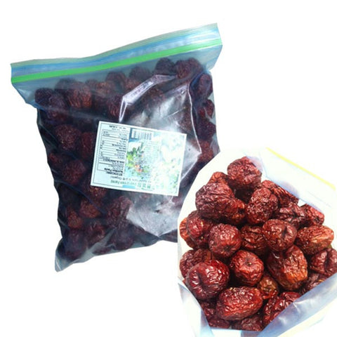 [Evergreen Farm] Organic Jujube / 늘푸른농장 약 대추(2.25lb)