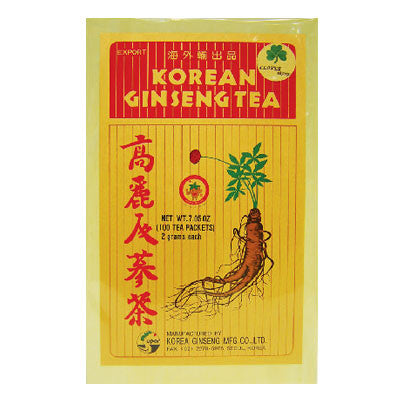 Korean Ginseng Tea/고려인삼차 선물박스 X 10 (For Business)