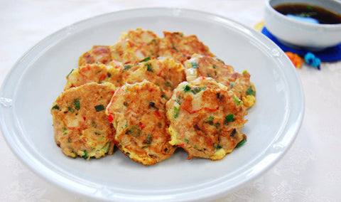 [Hansol] Korean Crab Pancake/ 한솔 게살전