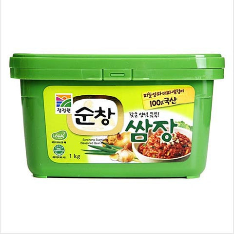 [Chungjungone]Sunchang Seasoned Soybean Paste/청정원 순창 쌈장 (1kg)