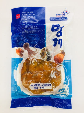 [WANG] Sea Squirt Fillet / 왕 멍게 226g