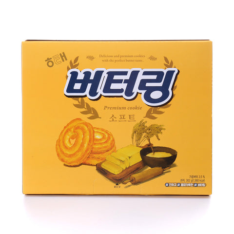 [Haitai] Butter Ring / 해태 버터링 (302g)