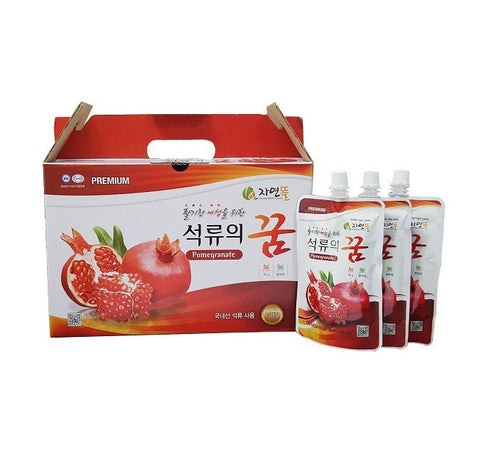 [Garden of Nature] Pomegranate Extract/석류의 꿈 (15pk/box)