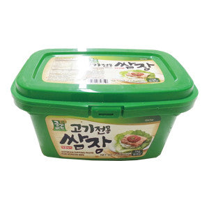 [Jonggavision] Seasoned Soybean Paste for Korean BBQ /종가비전 고기전용 쌈장 (1kg)