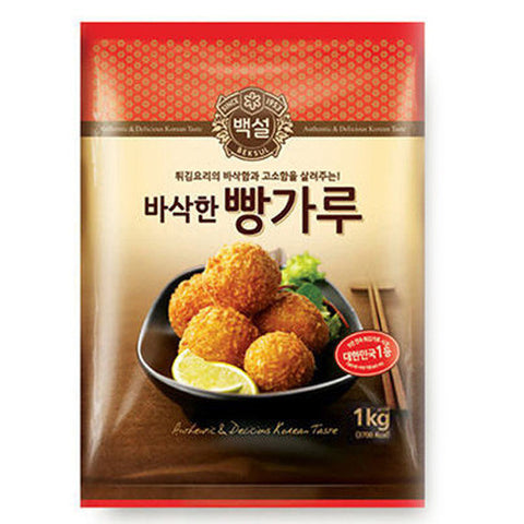 [Beksul] Bread Crumbs/백설 빵가루 (1KG)