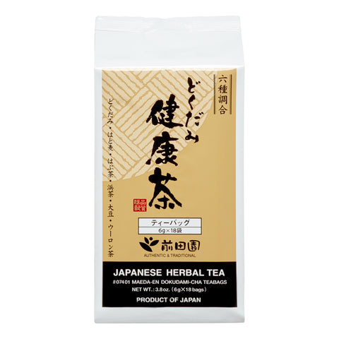 DOKUDAMI HERBAL TEA / DOKUDAMI 허브티 3.8oz/18tb