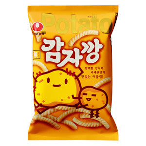 Nongshim Potato Flavored Snack/농심 감자깡 (55g)