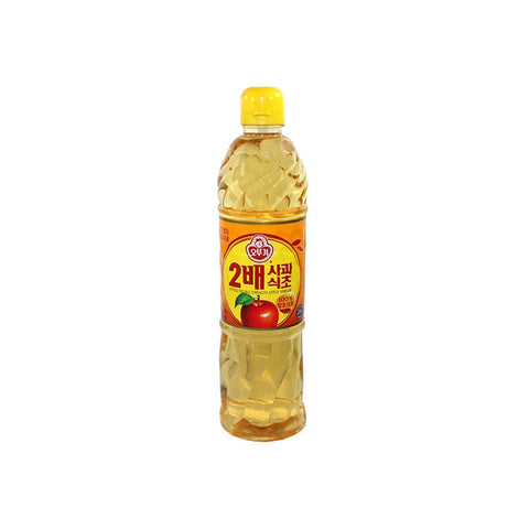 [Ottogi] Double Strength Apple Vinega/오뚜기 2배 사과식초 (900ml)
