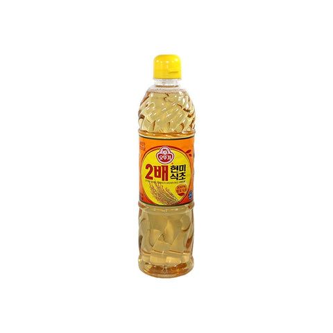 [Ottogi] Double Strength Brown Rice Vinegar/오뚜기 2배 현미식초 (900ml)