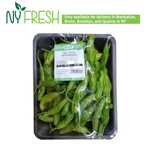 [NY FRESH] 꽈리고추 0.5lb 내외 / Twisted Peppers 0.5lb
