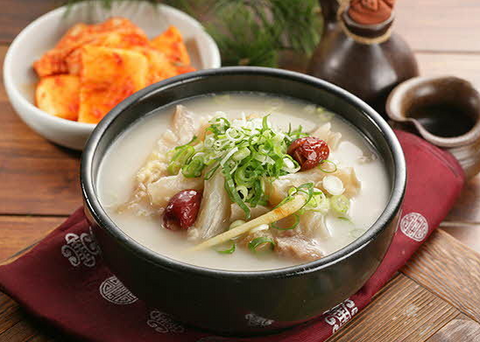 [Ready to Eat] Ox Bone and Shank Stew/도가니탕 (1Serv.)