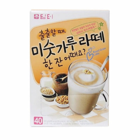 [Damtuh] Roast Grain Latte/담터 미숫가루 라떼 (40T/box)