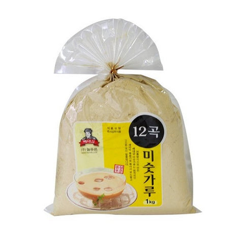 [Baedaegam] Power of Roast Grain (12 Kinds)/배대감 12곡 미숫가루 (1kg/2.2LB)