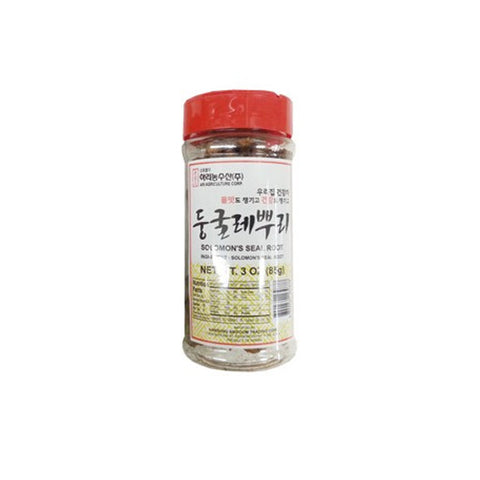 [Arinong] Solomon's Seal Root/아리농수산 둥글레뿌리 3oz (85g)