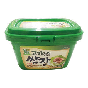 [Jonggavision]Seasoned Soybean Paste for Korean BBQ/종가비전 고기전용 쌈장 (500g)