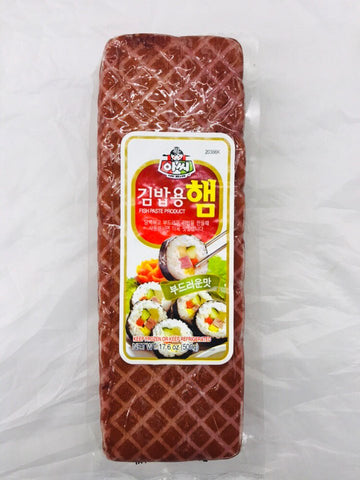 [ASSI] FISH PASTE PRODUCT HAM / 아씨 김밥용 햄 500g