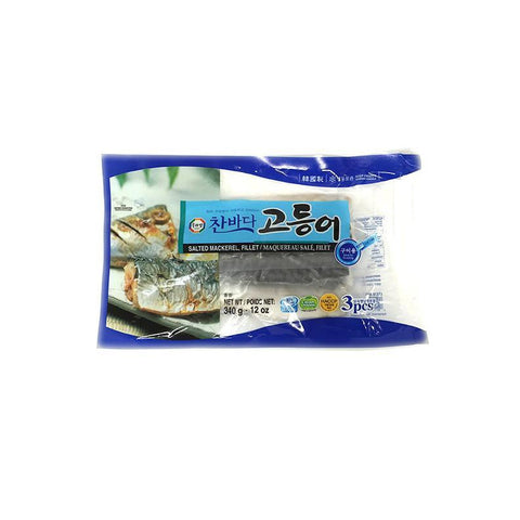 [Surasang] Salted Mackerel / 수라상 고등어 (340g)