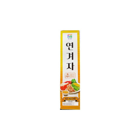 [Chungjungone] Prepared Mustard/청정원 연겨자 (95g)