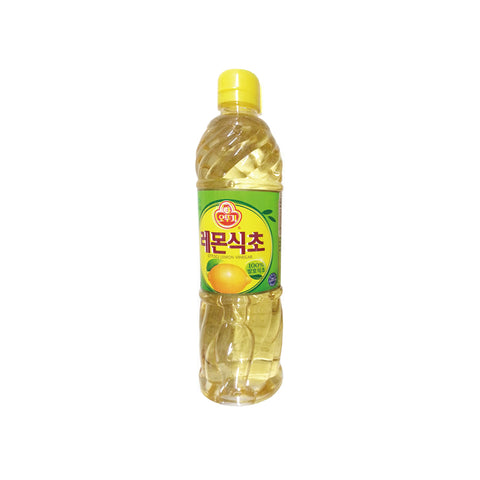 [Ottogi] Lemon Vinegar / 오뚜기 레몬식초 (900ml)