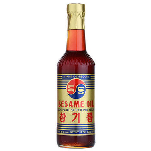 100% Pure Sesame Oil/특등 참기름 25.4oz