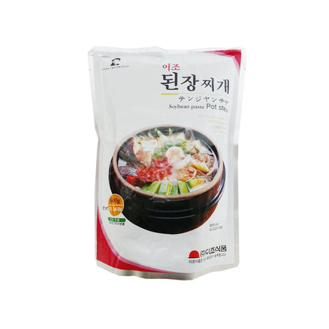 [Yijo] Soybean Paste Pot Stew/이조 된장찌개 (600g)
