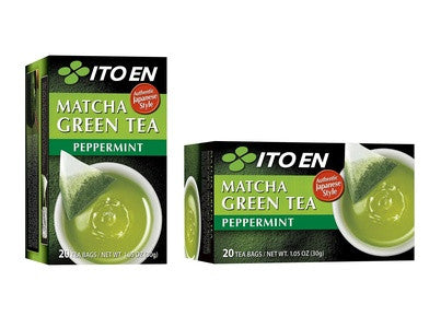 ITO EN GREENTEA PEPPERMINT 20TB