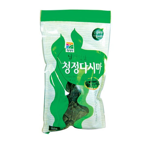 [Chungjungone] Dried Sea Kelp/청정원 다시마(150g)