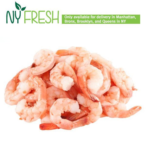 [NY FRESH] Salad Cooked Shrimp / 샐러드용 익힌 새우살 (1lb)