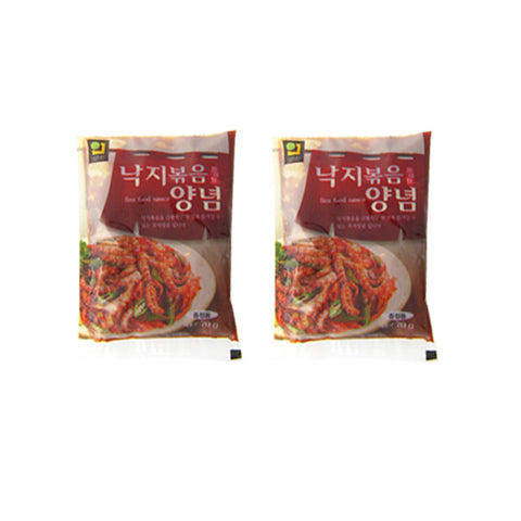 [Sauce In] Stir-Fried Octopus Sauce / 소스인 낚지볶음 양념 (70g x 2pk)