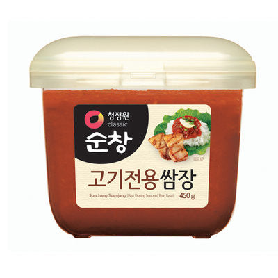 [Chungjungone] Sunchang Seasoned Soybean Paste/청정원 순창 고기전용 쌈장 (900g)